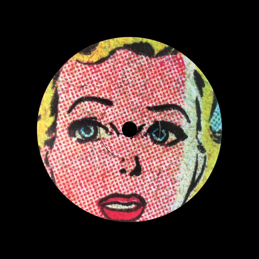 """The Patchouli Brothers Untitled 001 Just What The World Needs 12"""" Vinyl"""