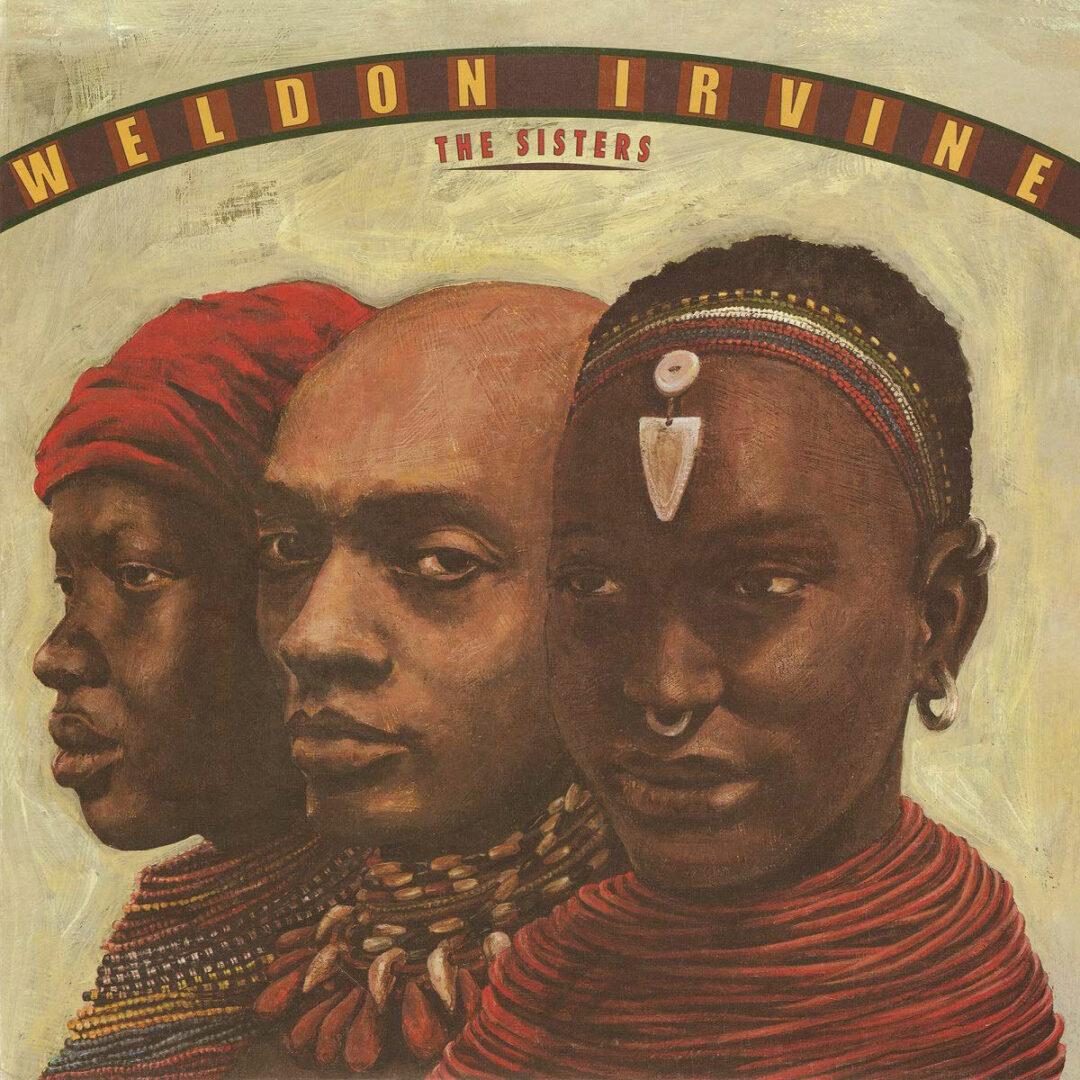 Weldon Irvine The Sisters Nature Sounds LP, Reissue, Reisue Vinyl