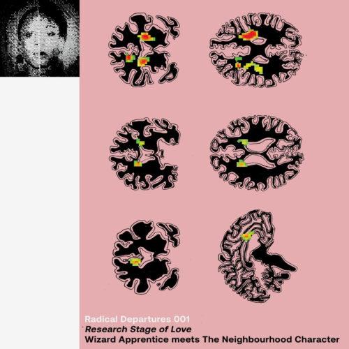 "The Neighborhood Character, Wizard Apprentice Research Stage Of Love Wood Work 12"" Vinyl"