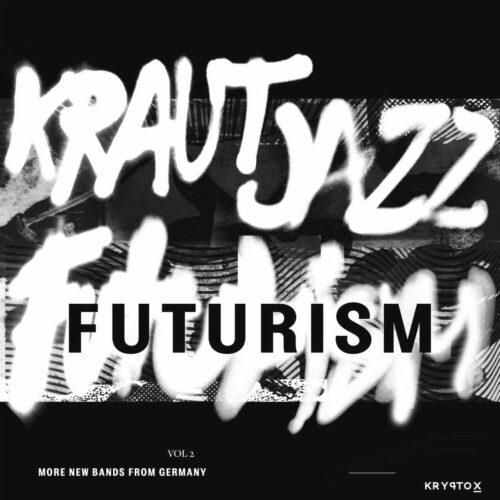 Various Kraut Jazz Futurism, Vol. 2 Kryptox 2xLP, Compilation Vinyl