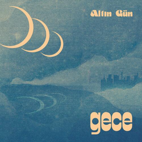 Altin Gün Gece Glitterbeat LP Vinyl