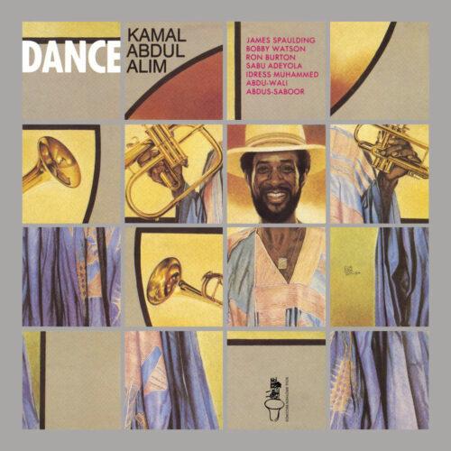 Kamal Abdul Alim Dance Soul Brother LP, Reissue, RSD2021 Vinyl