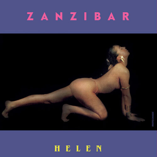 "Helen Zanzibar Discoring Records 12"", Reissue Vinyl"