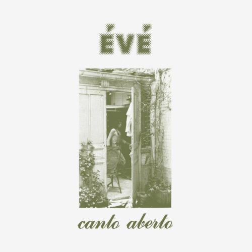 Évé Canto Aberto Komos LP, Reissue Vinyl