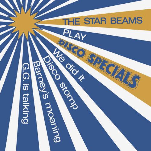 The Star Beams Play Disco Specials Mr Bongo LP, Reissue Vinyl