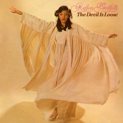 Asha Puthli The Devil Is Loose Mr Bongo LP, Reissue Vinyl