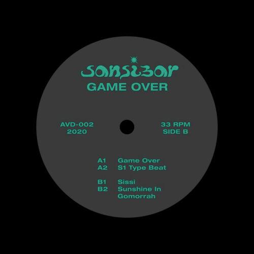 """Sansibar Game Over Avoidance 12"""" Vinyl"""