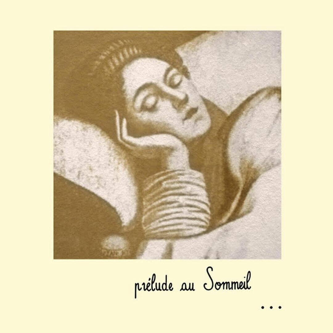Jean-Jacques Perry Prelude Au Sommeil Fantome Phonographique LP, Reissue Vinyl