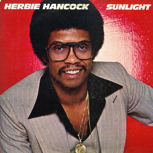 Herbie Hancock Sunlight Columbia LP Vinyl
