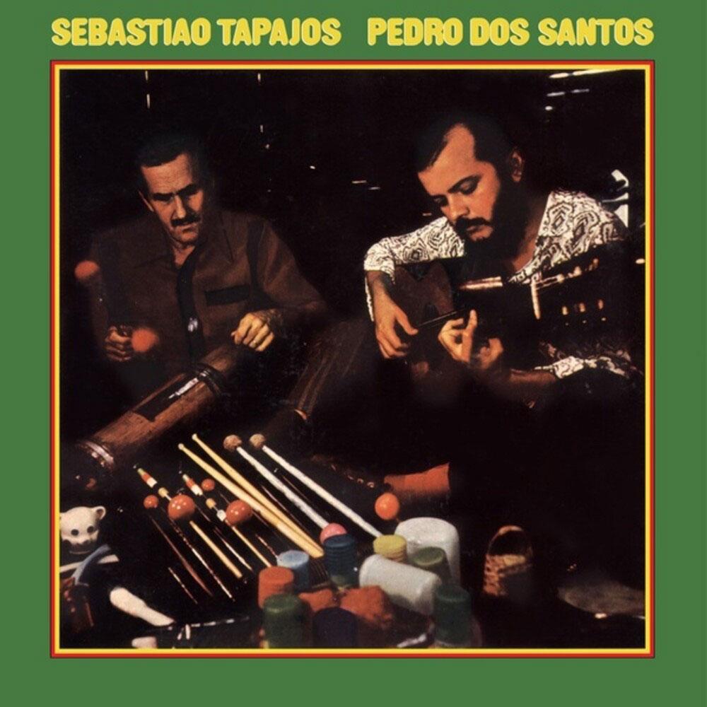 Pedro Dos Santos, Sebastiao Tapajos Vol. 1 Vampisoul LP, Reissue Vinyl