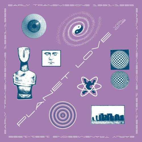 Various Planet Love: Early Transmissions 1991-95, Vol. 1 Safe Trip 2xLP Vinyl