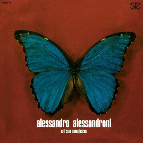 Alessandro Alessandroni E Il Suo Complesso Sonor Music Editions LP, Reissue Vinyl