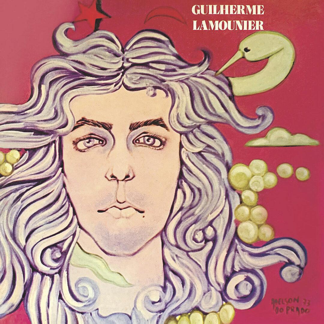 Guilherme Lamounier Guilherme Lamounier Mad About Records LP, Reissue Vinyl