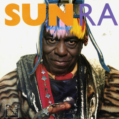 Sun Ra Blue Delight A&M Records LP Vinyl