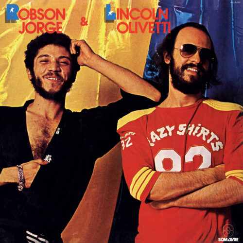 Lincoln Olivetti, Robson Jorge Robson Jorge & Lincoln Olivetti Mr Bongo LP, Reissue Vinyl