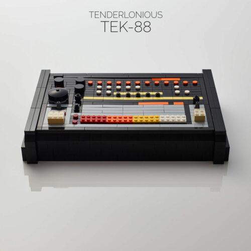 "Tenderlonious Tek-88 Dennis Ayler Music 12"" Vinyl"