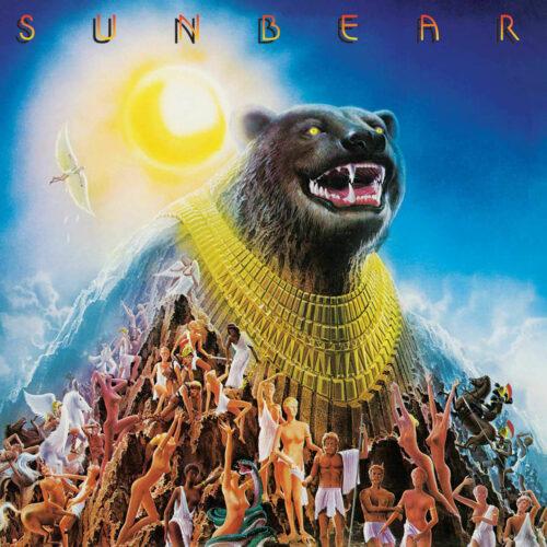 Sunbear Sunbear Soul Train LP, Reissue Vinyl