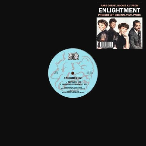 """Enlightment Agape Love Nature Sounds 12"""", Reissue, Resisue Vinyl"""
