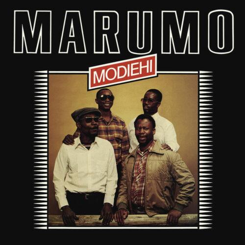 Marumo Modiehi Mr Bongo LP, Reissue Vinyl