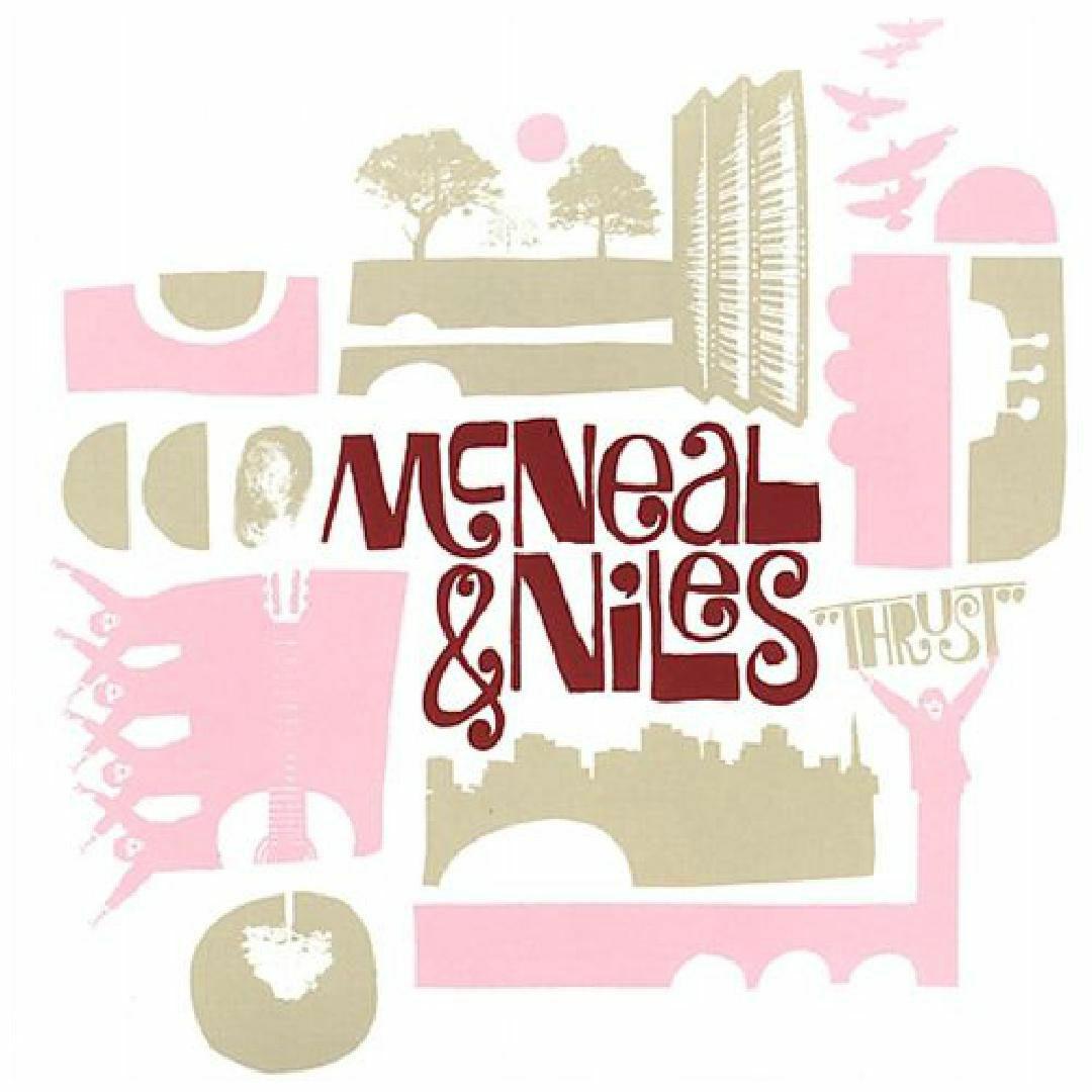McNeal & Niles Thrust Chocolate Industries LP, Reissue Vinyl