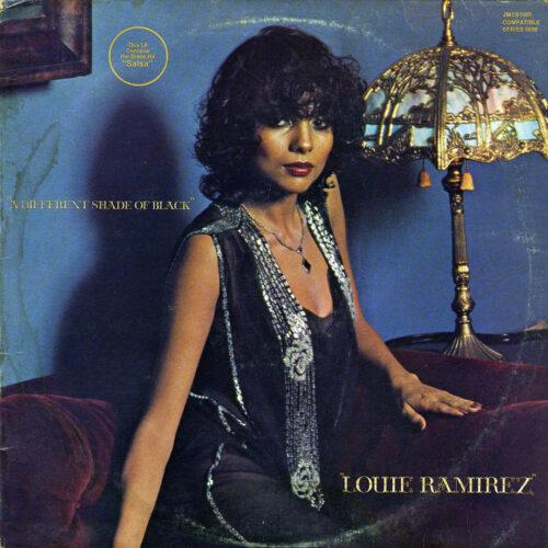 Louie Ramirez A Different Shade Of Black Cotique LP Vinyl