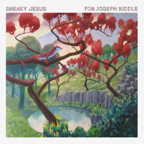Sneaky Jesus For Joseph Riddle Shapes Of Rhythm LP Vinyl