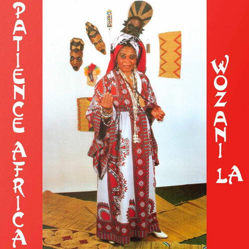 Patience Africa Wozani La La Casa Tropical LP, Reissue Vinyl