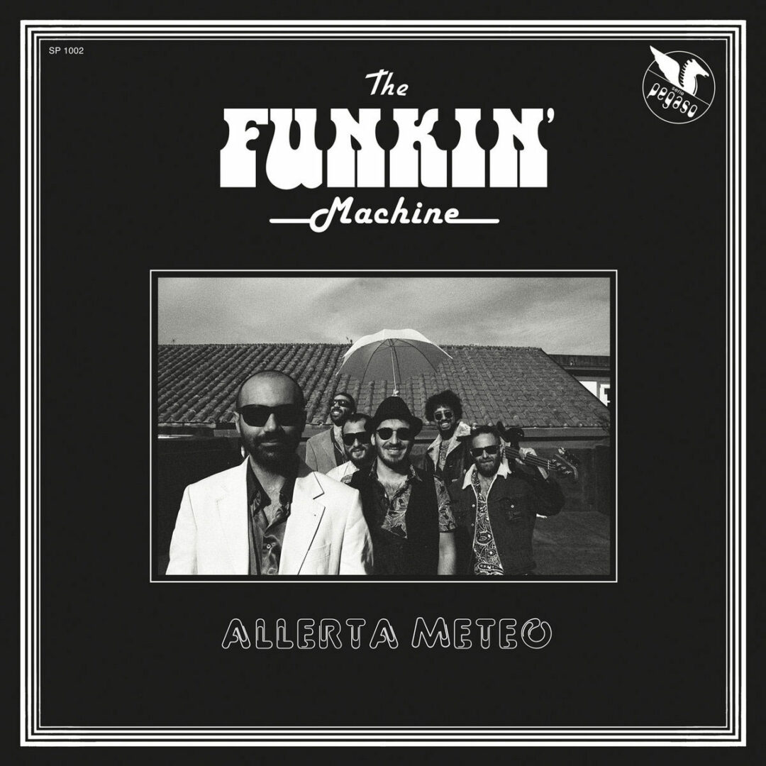The Funkin' Machine Allerta Meteo Periodica LP, Reissue Vinyl