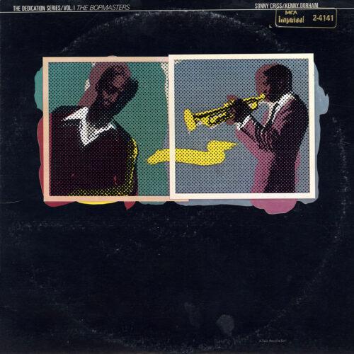 Kenny Dorham, Sonny Chriss The Bopmasters ABC Impulse 2xLP, Compilation Vinyl