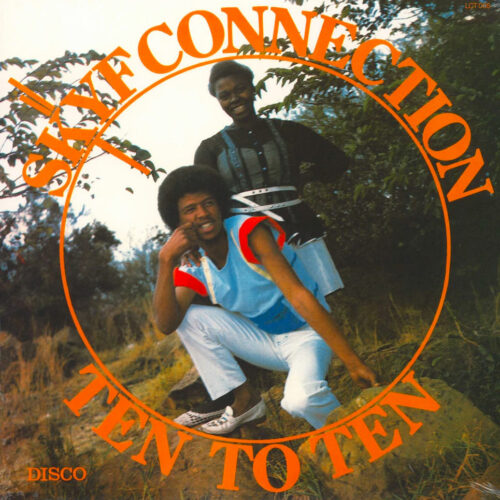 Skyf Connection Ten To Ten La Casa Tropical LP, Reissue Vinyl