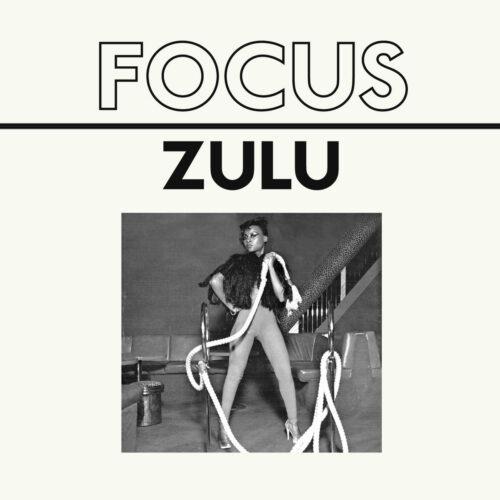 """Focus Zulu EP Crown Ruler 12"""", Reissue Vinyl"""