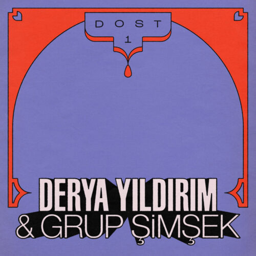 Derya Yildirim, Grup Simsek Dost 1 Les Disques Bongo Joe LP Vinyl