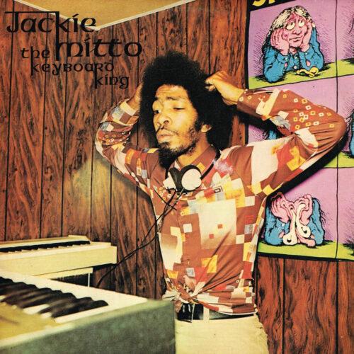 Jackie Mittoo The Keyboard King Radiation Roots LP, Reissue Vinyl