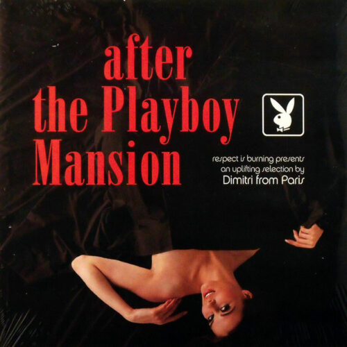 """Dimitri From Paris After The Playboy Mansion Astralwerks 12"""", Compilation Vinyl"""