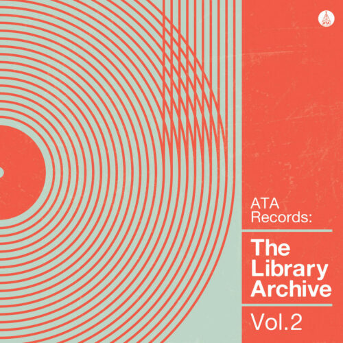 Various The Library Archive, Vol. 2 ATA Records Compilation, LP Vinyl