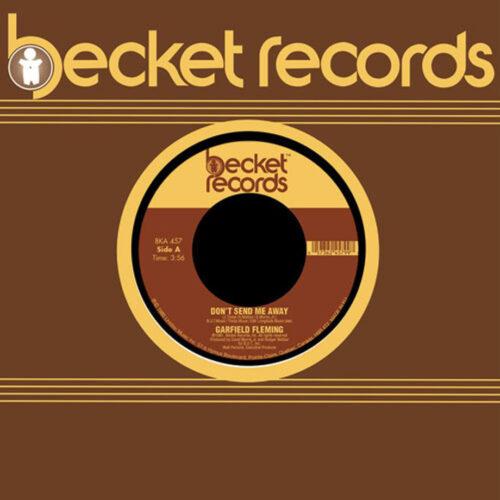 "Garfield Fleming Don't Send Me Away Becket Records 7"", Reissue Vinyl"