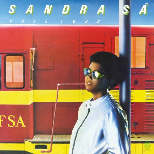 Sandra Sá Vale Tudo Mr Bongo LP, Reissue Vinyl