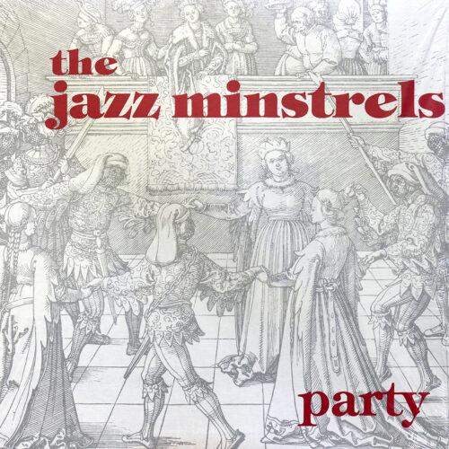 The Jazz Minstrels Party PVY Productions LP, Original Vinyl