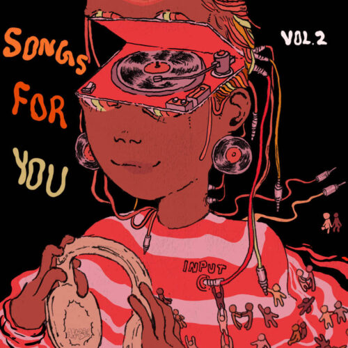 Various Songs For You, Vol. 2 Vans Off The Wall Compilation, LP, RSD2021 Vinyl