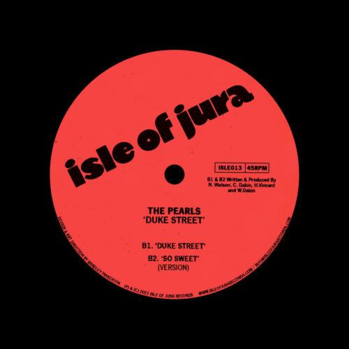 """The Pearls No Follow Bad Company Isle Of Jura 12"""" Vinyl"""