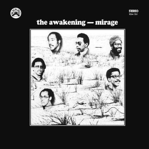 The Awakening Mirage Real Gone Music LP, Reissue Vinyl