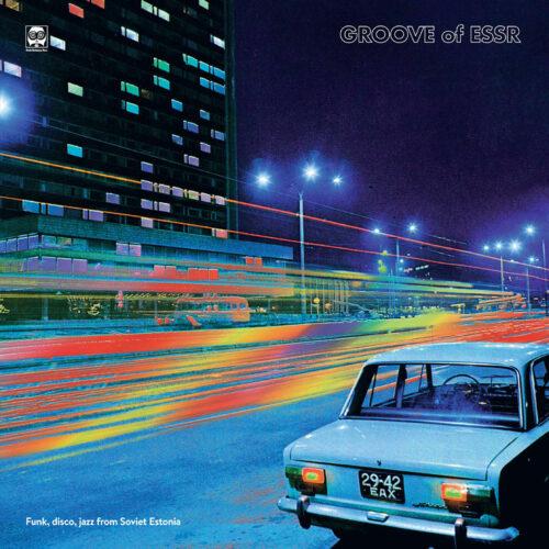 Various Groove Of ESSR (Soviet Estonia) Funk Embassy Records Compilation, LP Vinyl
