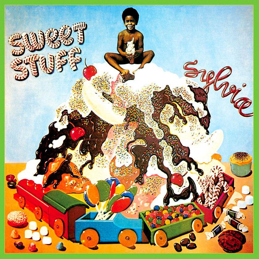 Sylvia Sweet Stuff Wewantsounds LP, Reissue Vinyl