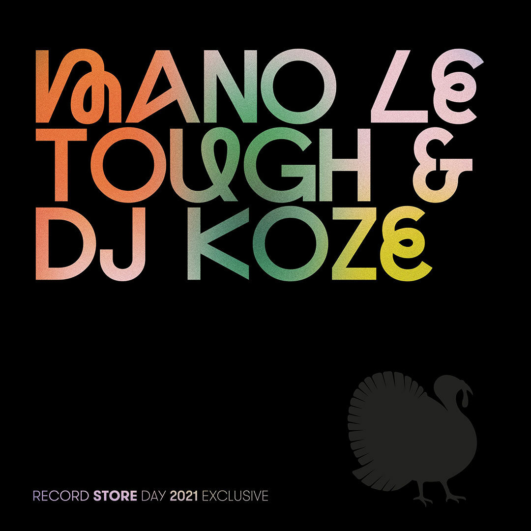 "DJ Koze, Mano Le Tough Pompeii / Now I Know Pampa Records 12"", RSD2021 Vinyl"
