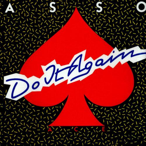 "Asso Do It Again / Don't Stop Best Record 12"", Reissue Vinyl"