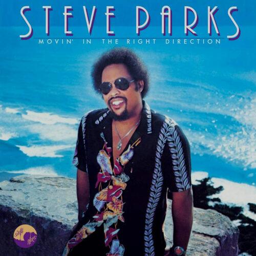 Steve Parks Movin In The Right Direction Luv N' Haight LP, Reissue Vinyl