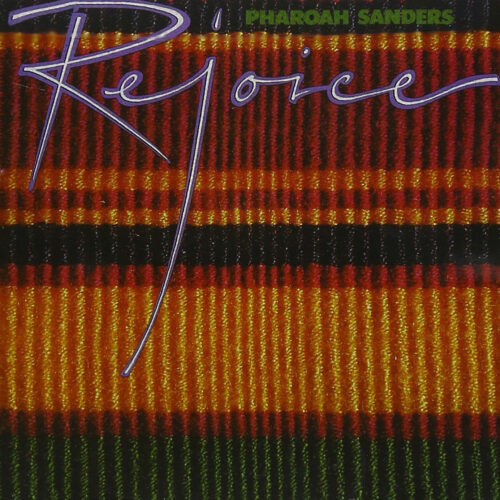 Pharoah Sanders Rejoice Theresa Records 2xLP, Reissue Vinyl