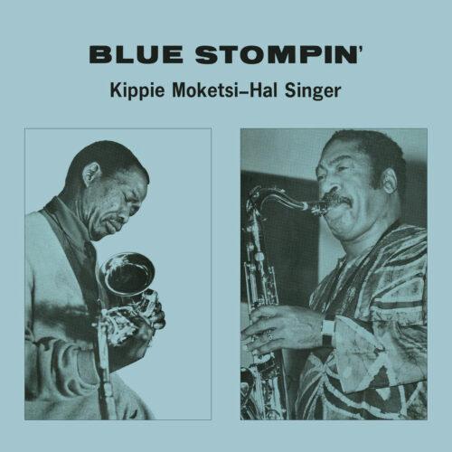 Hal Singer, Kippie Moketsi Blue Stompin' We Are Busy Bodies LP Vinyl