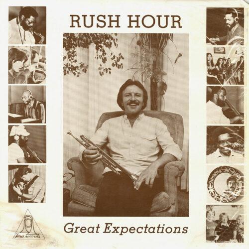 Rush Hour Great Expectations Jeru Records LP Vinyl