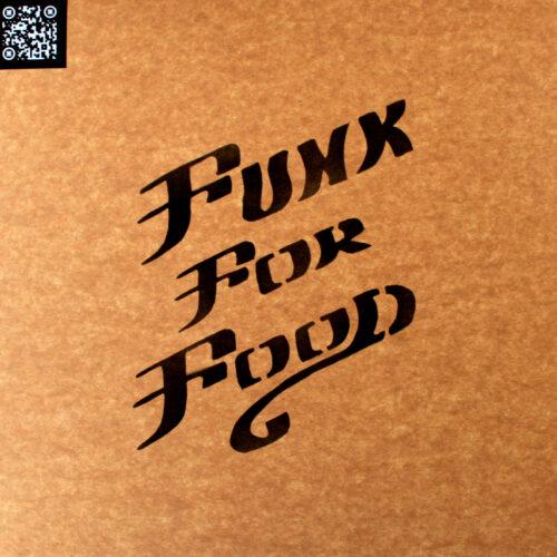 "XXXV Edits XXXV 07 (Funk For Food) Common Series 12"" Vinyl"